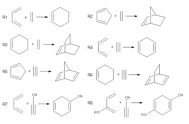the formation of diels alder reactions Diels-alder reaction (nobel prize in 1950) the diels-alder reaction is a conjugate addition reaction of a conjugated diene to an alkene (the dienophile) to produce a.